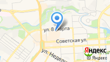 Santiga на карте