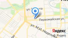 """""""Альманах"""" на карте"""