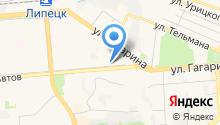 MIO на карте