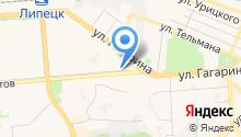 Netwit на карте