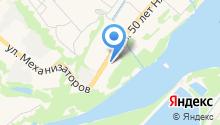 Ринг Авто Липецк на карте