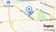 Brusbox на карте