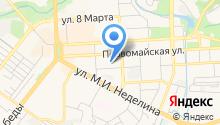Центр гигиены и эпидемиологии в Липецкой области на карте