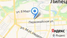 Elema на карте