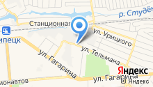 HARLEKIN на карте