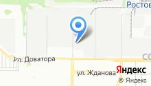 AGC на карте