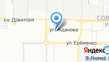 Advance на карте