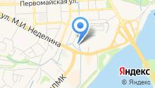 Motor Service на карте