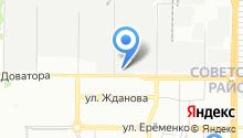 DeKart на карте