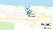 Дом священника И.Я. Смирнова на карте