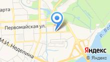 Липецккомбанк, ПАО на карте