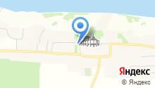 Усадьба родителей С.А. Есенина на карте