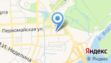 Shopping street на карте
