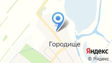 Храм в честь великомученика Георгия Победоносца на карте