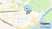 Юрфинтрейд на карте