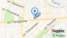 OFFSIDE на карте