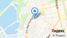Mercedes Service на карте