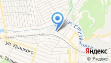 Kyzoff на карте