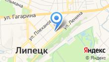 Подполье на карте