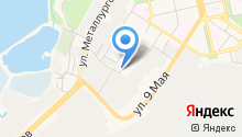 Автостим на карте