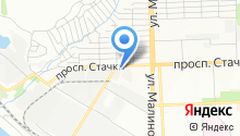 Ansi на карте