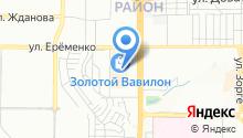 Access Point на карте
