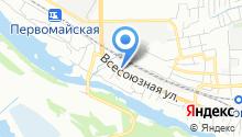 ControlUnion на карте