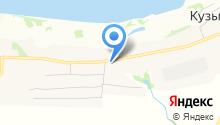 Константиновский сельский дом культуры на карте