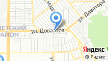 Azovdisk на карте