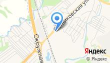 Nikor logistics на карте