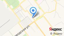 Сушиньо на карте