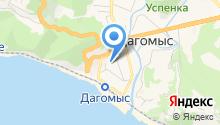 *мбл* на карте