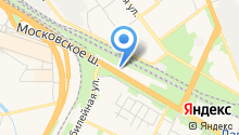 InterAuto на карте