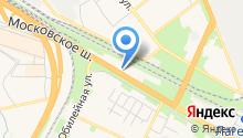 МегаАльянс на карте