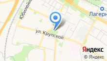 Id сервис на карте