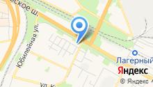 FruGi на карте