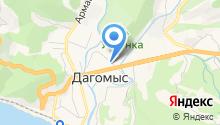 COSMEA на карте
