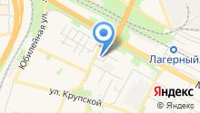 A.M.G. сервис на карте