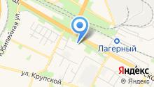 Yoclick на карте