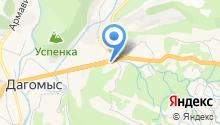 ДОН-АВТО на карте