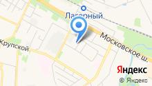 Видео-сервис на карте