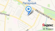 А-БЛОК на карте