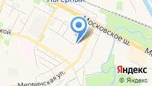 ЧОП КОМПАНИЯ ВЫМПЕЛ - ВДВ на карте
