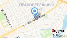 Start-stop на карте