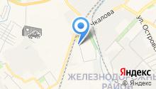 323-й Отдел военной полиции на карте
