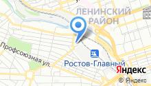 COMIX ZONE на карте