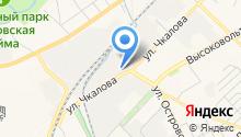 АВТОСАЛОН РЯЗАНСКИЙ на карте
