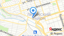 1С-Рарус на карте