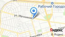 КИРПИЧ РЕГИОН-ЮГ на карте
