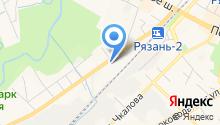 AsiaDisel на карте